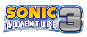 Sonic Adventure 3 logo by NuryRush