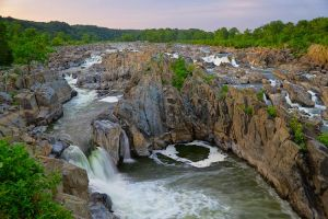 Great Falls of the Potomac by LAlight