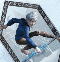 Jack Frost by GoldenDragon865