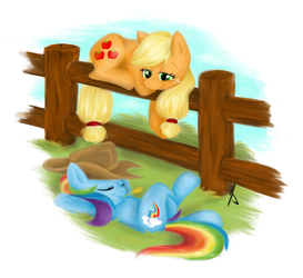 Lazy Afternoon by LittleTiger488