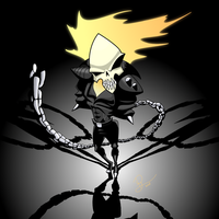Sassy Ghost Rider by viral-reject