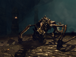 The Nightmare of Labyrinthian by DamaXion