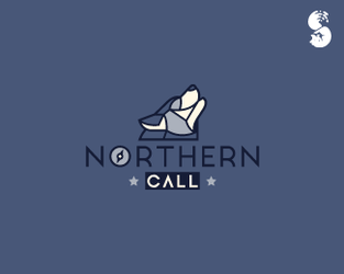 Northern-Call-Logo by whitefoxdesigns