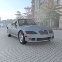 BMW Z3 City by VanishingPointInc