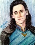 Loki ) by Galinaxsim