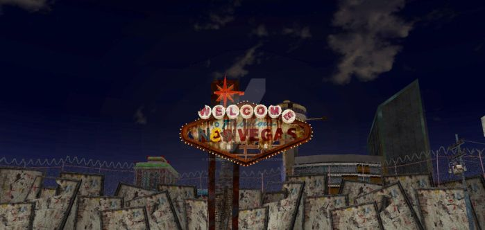 New Vegas by XEnigmaticDreamX