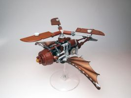 LEGO. Gyrocopter 1 by DwalinF