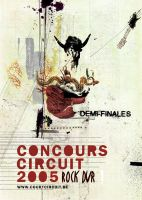 Concours Circuit demi finales by Never-effects