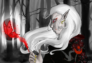 ~Blood Light~ by deadlysupia