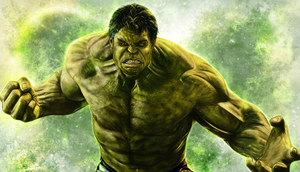 Avengers: Age of Ultron - Hulk by p1xer