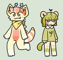 Adopts #11 [collab adopts] open by KittnBun