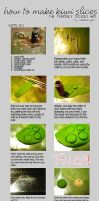 How to Make Polymer Clay Kiwis by Nekoknight