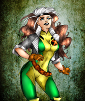 Rogue by maddelirium