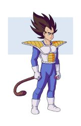 Vegeta by AliceSacco