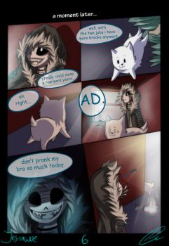 [ENG] Ch.4 p.6 -UNDERViRUS by Jeyawue