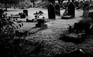 Cemetery Fulham by tbest