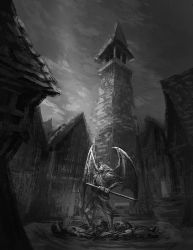 Nathaneel Town Square by allisonchinart