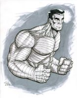 Colossus Marker Sketch by IanNichols