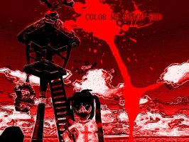 Color Me Blood Red by despair-cry