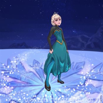 Let it go by Rosana127