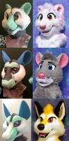 Foam Base Commissions Available! by LobitaWorks