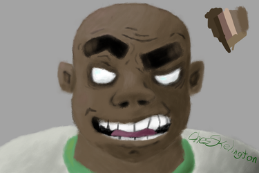 Russel Doodle by ChesSkelington