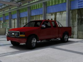 F250 king by Sphinx1