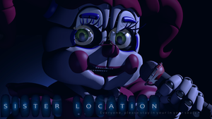 Baby Teaser Recreation by Bantranic