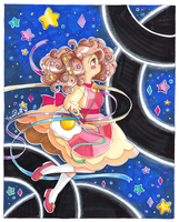 Bee and Puppycat Finale by YamPuff