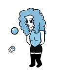 Gemsona: Moonstone by Corlillian