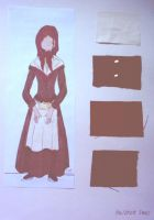 Abigail Williams Costume by Froggy-Spaztastic