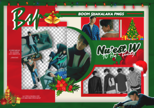 +Nu'est W|Pack png 270|Boom Shakalaka Png's by WrappedInPolythene