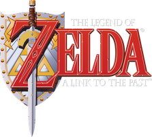 The Legend of Zelda: A Link to the Past by Doctor-G