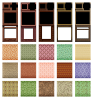 RPG Maker VX - Walls (Do It Yourself) by Ayene-chan