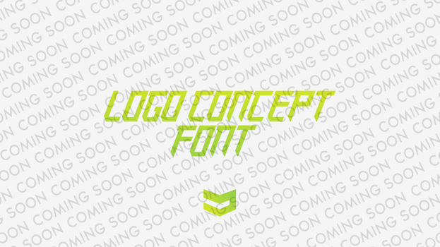 LogoConcept Font - COMING SOON by LogoConcept