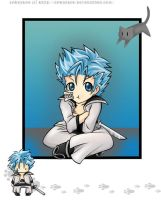 1st Place Winner: Grimmjow by Cobyfrog