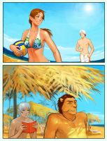 best thing about beach by eleth89