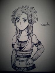 Request: Kaede  by Hero-of-Awesome