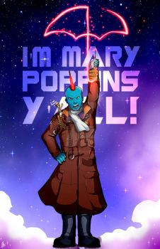 I'm Mary Poppins Y'all! by Smudgeandfrank