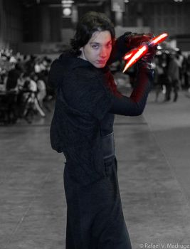 Kylo Ren Cosplay May of 4th by IKevinXSer