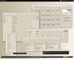 New Gtk2/3 Theme - W.I.P by Paz-1