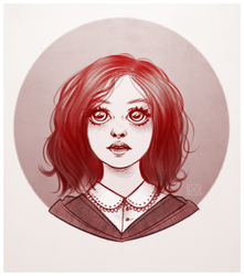 Lily Evans by maryallen138