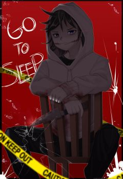 Jeff the Killer by TogeticIsa