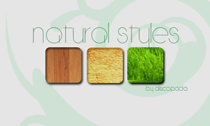 Natural Styles + by Discopada