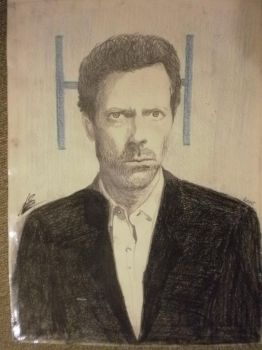 dr. House by DanaMitzy
