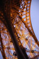 Eiffel Tower lattice by shulgasergey