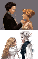 Crimson Peak by KooKoozii
