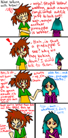 Pineapple Children Comic (Part 1) by Jolibe