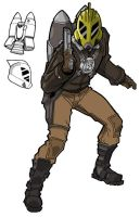 Another Rocketeer by JoelRCarroll