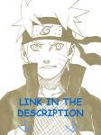 Speed Drawing: NARUTO by AoraPL